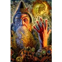 Myles Pinkney - Wizard