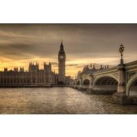 London - Autumn Skies