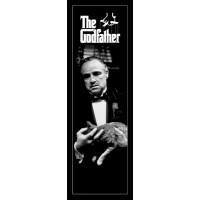 The Godfather - Cat B&W ( Slim )