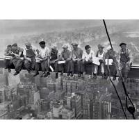 Lunch on a Skycraper
