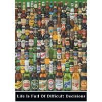 Life is Full of Difficult Decision