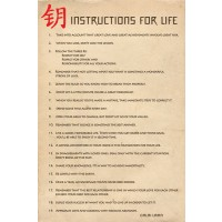 Instruction for Life