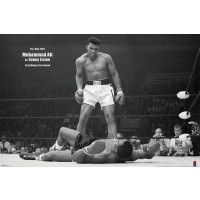 Muhammad Ali - V Liston Landscape- Corbis