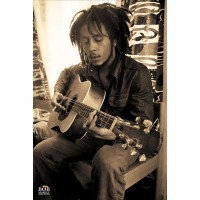 Bob Marley - Sepia