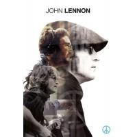 John Lennon (Double Exposure)