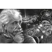 James Danger Harvey - Albert Einstein Trippy