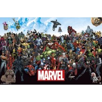 Marvel Comics - The Lineup