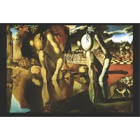 Salvador Dali Metamorphosis Of Narcissus Poem