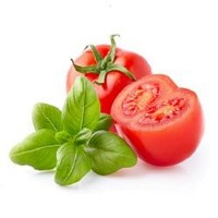 Basilic and Tomatoes