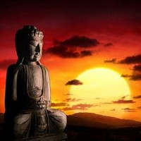 Asian Culture With Buddha