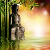 Asian Culture With Buddha II