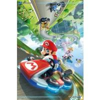 Super Mario - Kart 8