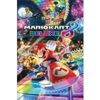 Mario Kart - Mariokart Deluxe 8