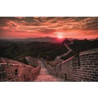 Great Wall of China - Sunset