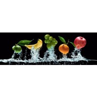 Fruits - Splashing