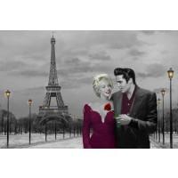 Chris Consani - Marylin and Elvis - Paris Love