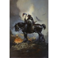 Frank Frazetta - Death Dealer