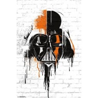 Star Wars - Darth Vador Graffiti