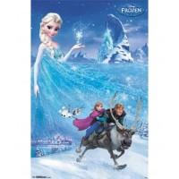 Disney - Frozen - Elsa Anna Sven