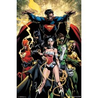 DC Comics - Justice League Cover