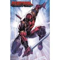 Marvel Comics - Deadpool - Attack