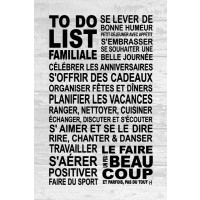 To Do List familiale