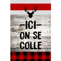 B&R - Ici on se colle
